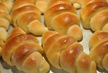 Breads & Crusts / by Gina Allred