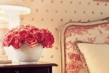 A Touch of Red | Home / Inspiration for Using  Red Throughout the Home / by Terri Klugh