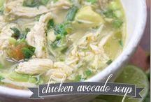 Soups & Comfort Foods / by Jamie Huber