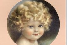 Antique Baby / . / by Terri Klugh