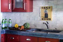 Kitchen Ideas / by Jessica