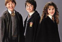 Harry Potter / by Hannah Smith