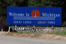 Michigan  / by Kathy Adams