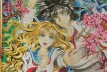Cool Manga Art / Drawings we love!  / by Manga University