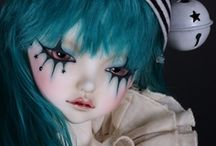 clay dolls / by Debra McCloud