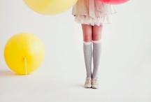 Balloons  / by Kristin Michael