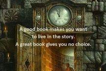 books & movies / by Jamie Garverick