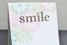 Stampin Up and Card Ideas / by Catherine Rosengren