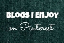 BLOGS I ENJOY / My favorite blogs to read!!! / by Helen Stafford