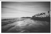 Black & White photographs!  / Life seems simple in black and white / by Jasmin Elizarraras