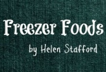 FREEZER FOODS / by Helen Stafford