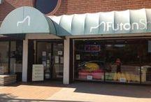 The Futon Shop Encino / 17047 Ventura Blvd Encino, CA 91316 (818) 905-1869 / by The Futon Shop Organic Futons & Mattresses