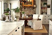 Kitchen design / by Kelli Wright