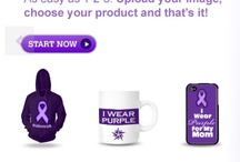 Purple PanCAN Products I Love / by Pancreatic Cancer Action Network