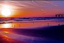 Beach♥ / by Alicia Dickerson