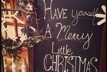 Holiday Home Decor ♥ / Holiday decor for those decorating buffs like me! / by Alicia Dickerson