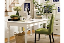Home Office / by Sandy Garrett