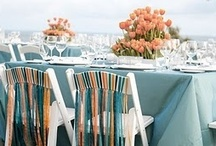 Wedding Colors: / Great color combinations for weddings / by Arpana