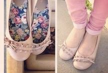 Tiptoe Through the Tulips / Shoes we absolutely ADORE! / by XCVI Fashion