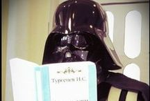 Look Who's Reading! / Famous readers. / by Cheshire Public Library