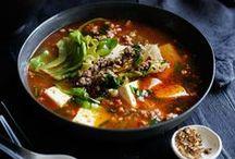 Ethnic Food / by Sarah Elias