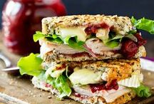 Sandwiches / by Sarah Elias