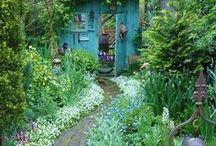 Garden Gateway / by Susan DeLucca