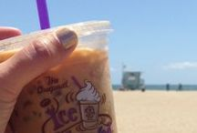 Summer Lovin' / Introducing our two NEW! Ice Blended drinks: The Mud Pie and Caramel Brownie Ice Blended and our Hazelnut and Vanilla Iced Coffees. What's your beverage of summer? / by The Coffee Bean & Tea Leaf