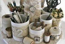 Craft Ideas / by Leslie Padrick