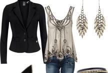 My Style - If I was both Skinny & Rich..... / by Jennifer Wheeler