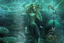 Mermaid / by Lindsey Peek
