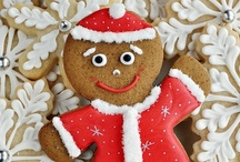 Christmas - Gingerbread / by Bettina Andersen