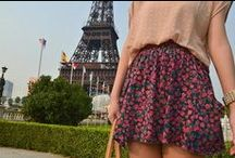 Skirts / by Glorimar Velazquez