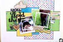 My Single Paged Layouts / by Michelle McClure