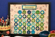 Button Fun / by Michelle McClure