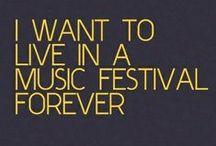Music is my escape / by Amanda Baldwin