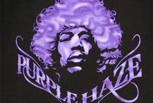 La-Buck's : Purple Haze - Purple Rain / Krazy about the color Purple, teals, greens & fushias! / by La Buck