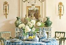 Divine Blue and White! / by Daphne Davis, Interior Designer