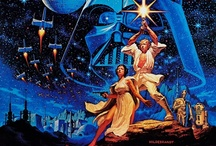 Star Wars Vintage / by PIPKINDESIGN Stren Pipkin