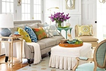 Pretty Rooms / by Kate Wheeler (Savour Fare)