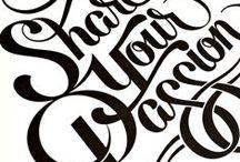 { design | typography | inspiration | illustration } / by Garth Hapgood-Strickland