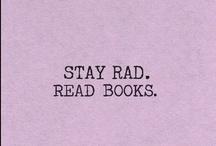Book Love / by Carly Budzynski