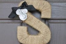 Craft Ideas I would like to do! / by Suzanne Harper
