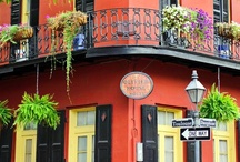 New Orleans / by Explore Your Spirit with Kala