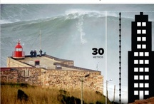Portugal - SURF @ Atlântico  / As melhores ondas do Oceano Atlântico, falam português. Best waves in the Atlantic Ocean speak PORTUGUÊS :) / by Margarida Pedroso Ferreira