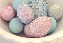 Easter / Great ideas for the Easter holiday. / by Jennifer Cisney