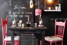 Chalkboard Obsessions / by Jennifer Cisney