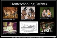 Homeschool / by Dall Bariscak
