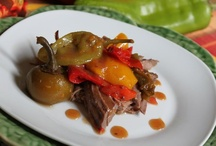 Recipes - Beef and Pork / by Andrea Haywood at Opulent Cottage