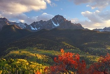 Mountains / by Katelyn Christensen